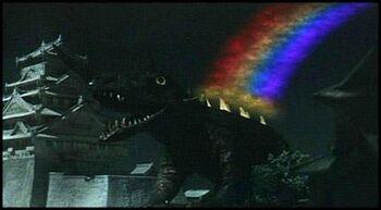 Barugon Rainbow Beam