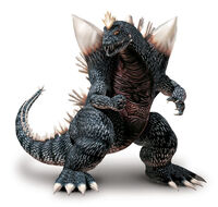 Godzilla SpaceGodzilla 4