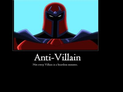 Anti villain by chaser1992-d61w2pf
