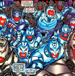 Ultron army