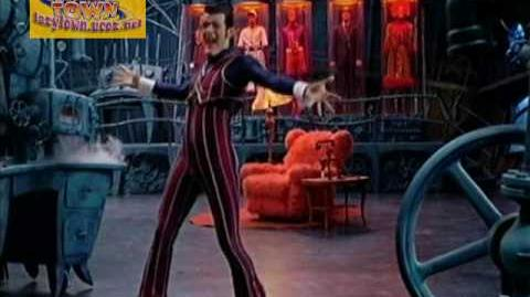 LazyTown-Master of Disguise(Russian)