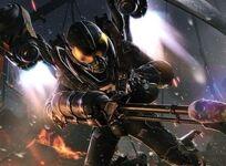 Firefly Arkham Origins