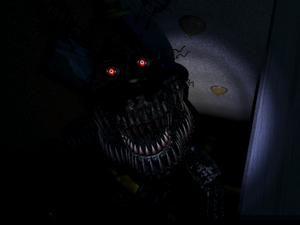 Nightmare Left Hall