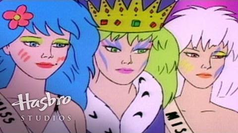 """Jem and the Holograms - """"Winning is Everything"""" by The Misfits"""