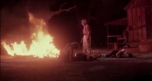 Pumpkinhead's death in first film