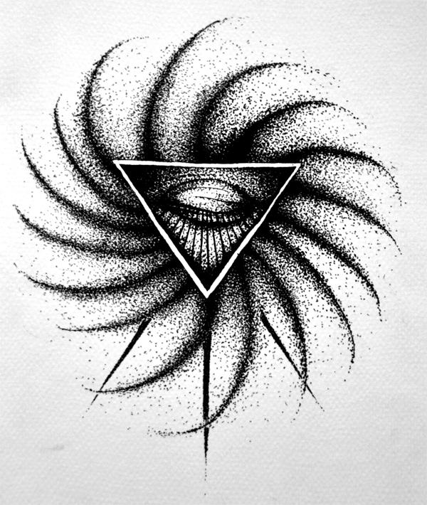 A God s Eye by Frostklinge
