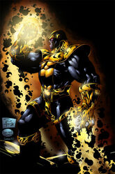 Thanos display