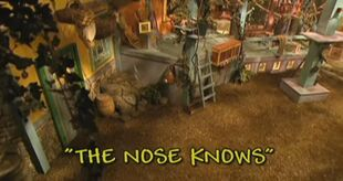 The Nose Knows | Zoboomafoo Wiki | FANDOM powered by Wikia