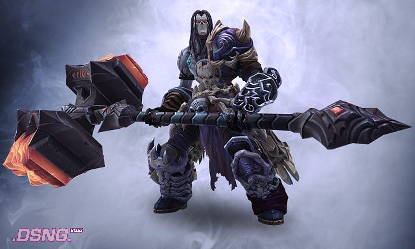 image - darksiders 2 game storymode death strikes wallpaper joe mad