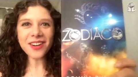 Romina Russell y Zodiaco - Feria del libro 2015