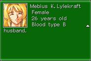 Mebius CharaRef7
