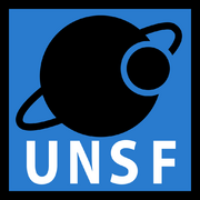 Zone of the enders unsf logo by zerocustom1989