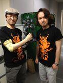Kojima Staff and Jehuty