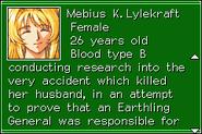 Mebius CharaRef4