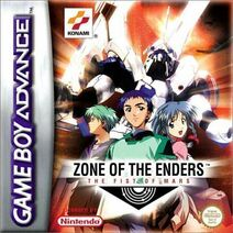 Zone of The Enders - Fist of Mars