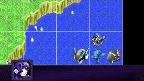 Super Robot Wars V Fan Game Concept Video 1