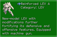 Reinforced LEV A MechRef