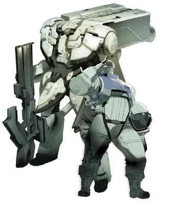 Lev Zone Of The Enders