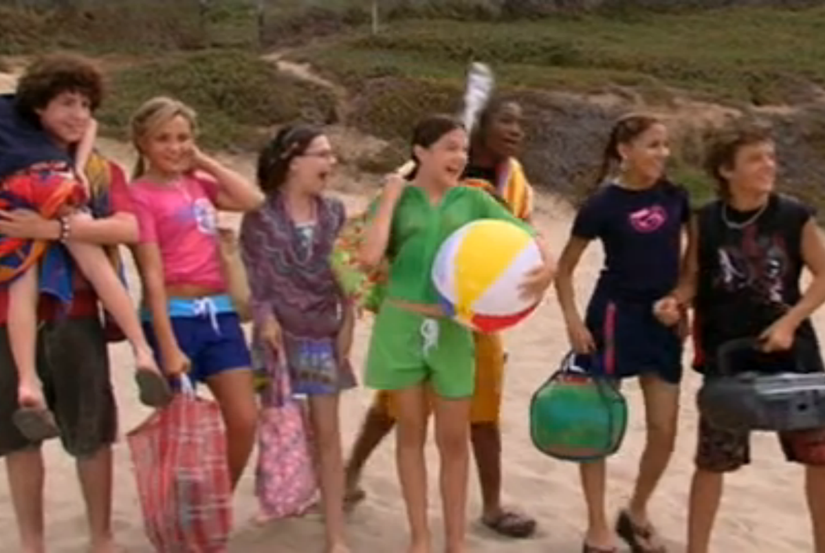 Little Beach Party | Zoey 101 Wiki | FANDOM powered by Wikia