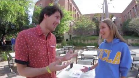 What Did Zoey Say? Part 2-- Sean Flynn (Chase) Shows Support for UCLA Student Elections