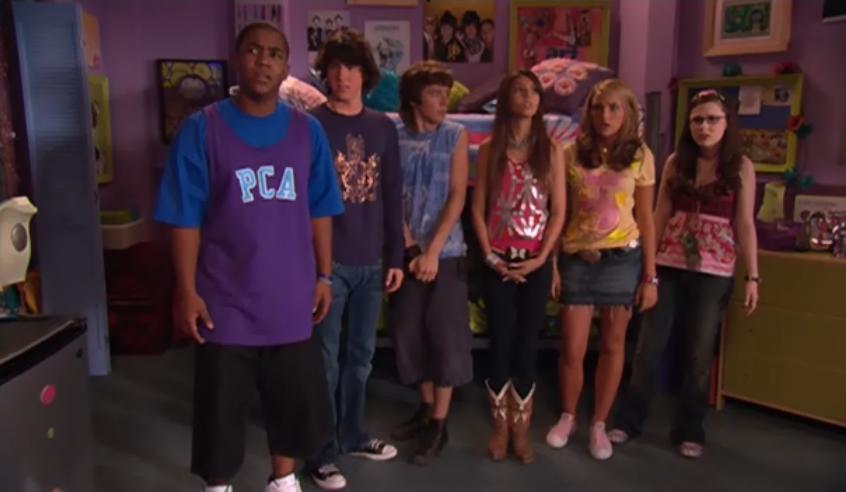 in Zoey 101 wanneer heeft Logan en Quinn start dating dating site Chili