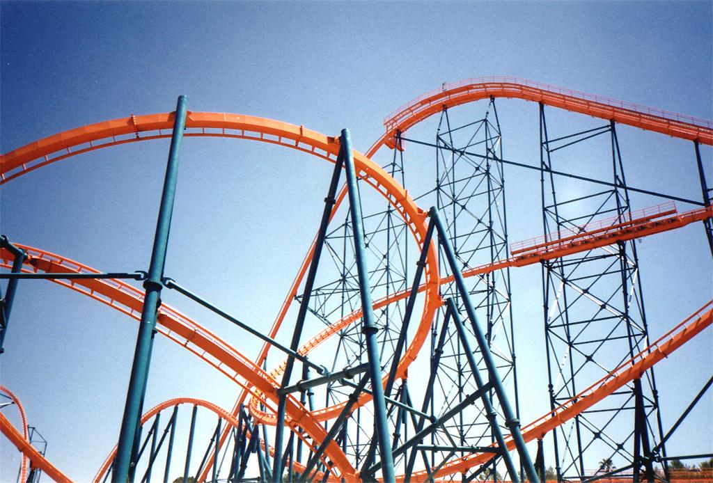 Mystic mountain amusement park california