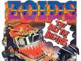 List of Zoids Video Games