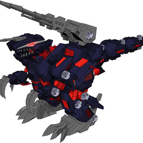 One of my favorite Zoids