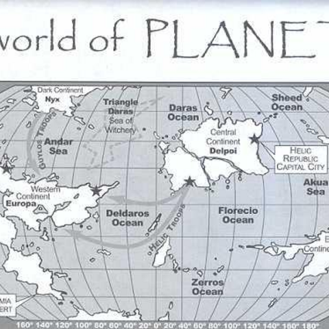 the world of PLANETZi