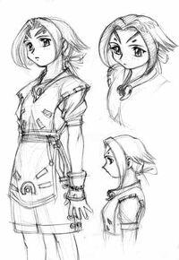 Concept Manga Fiona