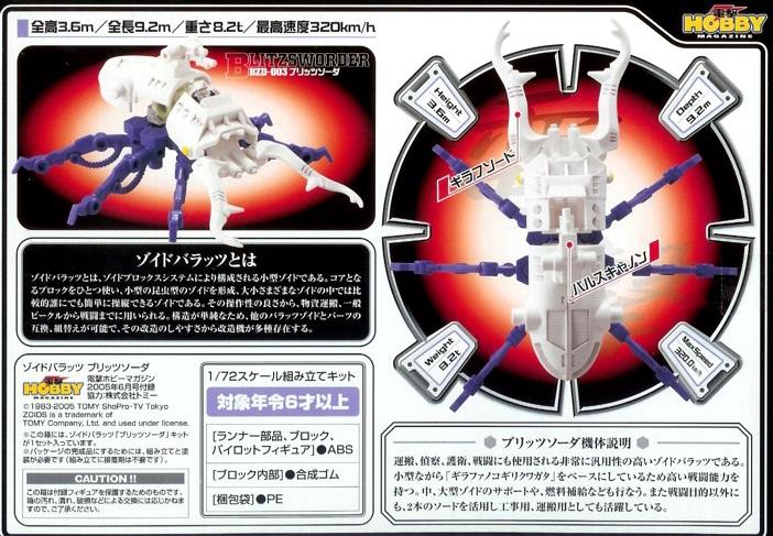 Blitz Sworder box