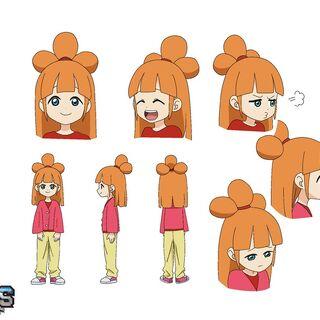 Smile (Gyoza's sister)