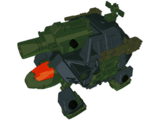 Cannon Tortoise
