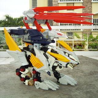 NAR Liger Zero Falcon