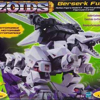 Hasbro Berserk Fury box art