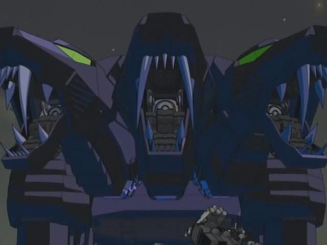 Zoids Chaotic Century Episode 56