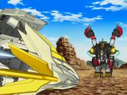 24 Energy Liger vs Zero Falcon