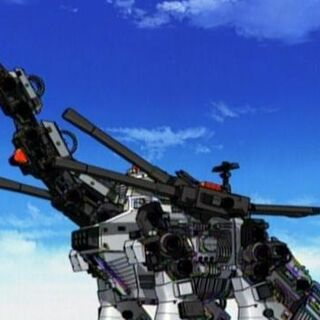The Ultrasaurus, as seen in Zoids: New Century.