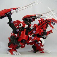 A built HMM Geno Breaker