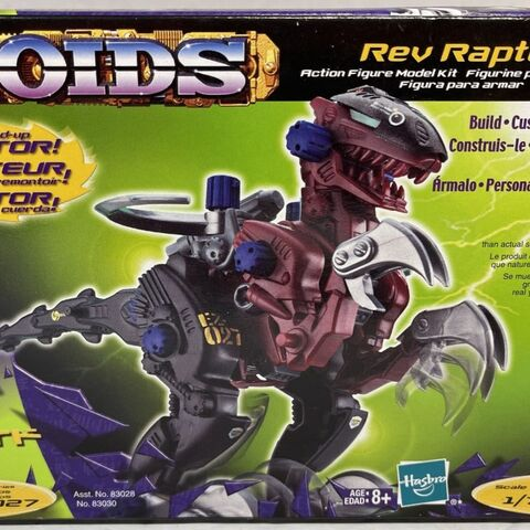 Hasbro Rev Raptor