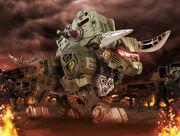 Cannon Bull Zoids