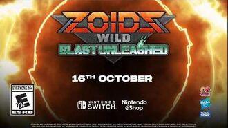 Zoids Wild Blast Unleashed Teaser Trailer-0