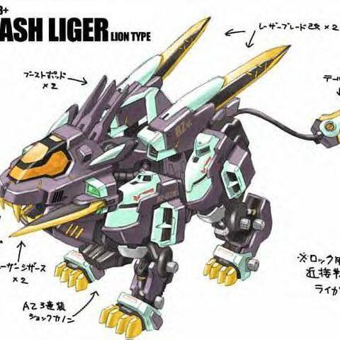 Slash Liger