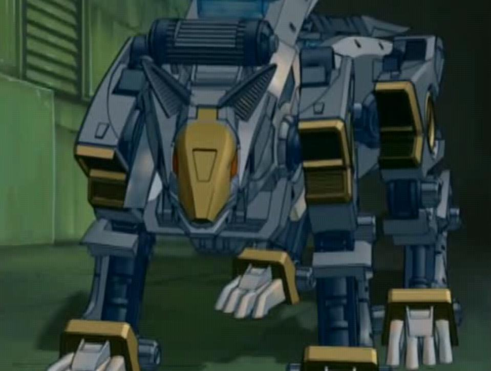 Image result for zoids shadow fox