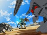 Zoids: Fuzors Episode 1