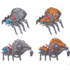 Spideath concept