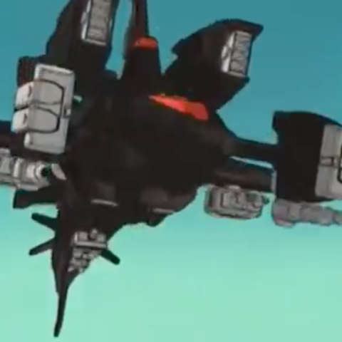 A HammerHead piloted by Reese.