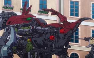 ZWZ-Raptor Kai