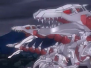 Zoids genesis bio raptor group