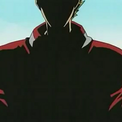 Silhouette of Bit in episode 01